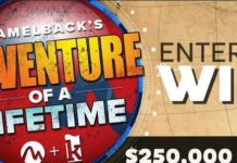 Camelback Adventure of a Lifetime Sweepstakes