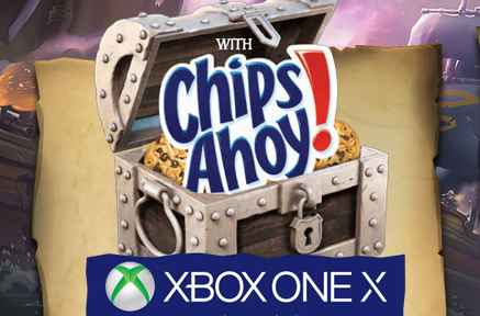 Chips Ahoy Xbox Sweepstakes