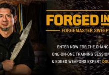Forged In Fire Contest