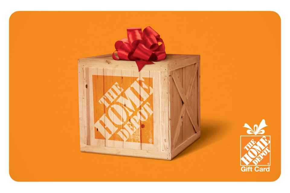 Home Depot Survey Sweepstakes