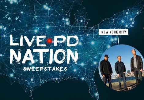 A&E Live PD Sweepstakes