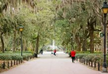 Win Free Vacation To Savannah From Travel Channel