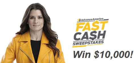 Advance America Fast Cash Sweepstakes