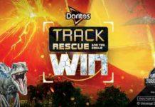 DORITOS Jurassic World: Fallen Kingdom Track. Rescue. Win Sweepstakes