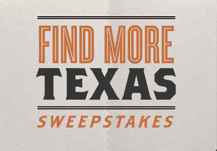 Find More Texas Sweepstakes