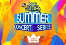 GMA's 2018 Summer Concert Series Block Party Sweepstakes