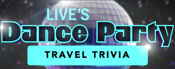Live With Kelly And Ryan Dance Party Travel Trivia Sweepstakes
