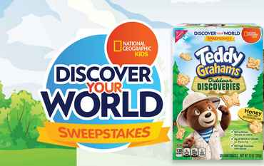 National Geographic Discover Your World Sweepstakes