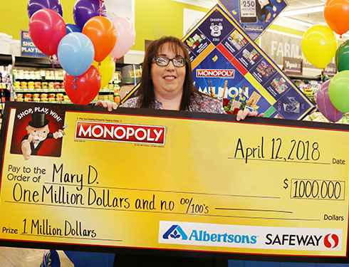 safeway monopoly sweepstakes safeway monopoly winners 2019 complete list 2673