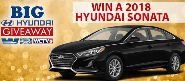 WCTV BIG Hyundai Giveaway Contest