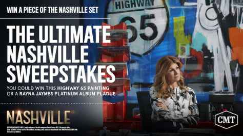 CMT Ultimate Nashville Sweepstakes