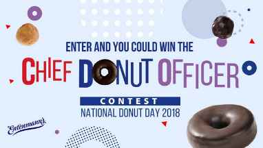 Chief Donut Officer Contest
