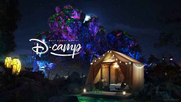 Disney D-CAMP at Walt Disney World Resort Contest