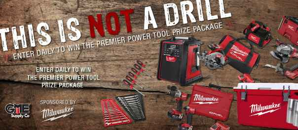 GME Supply Gear Expert Giveaway Sweepstakes