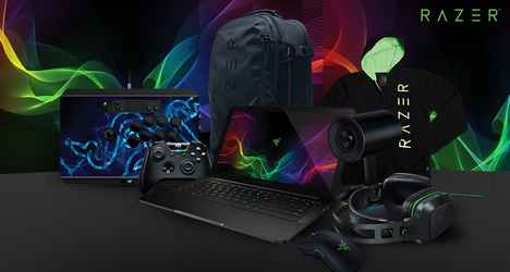 GameStop Razer Game Room Sweepstakes