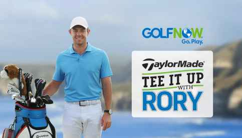 GolfNow Rory Sweepstakes