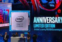 Intel 8086 Sweepstakes