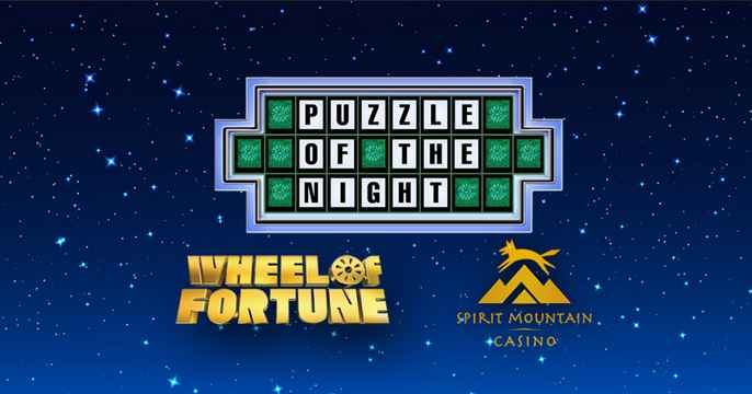 KATU Spirit Mountain Casino Puzzle of the Night Contest