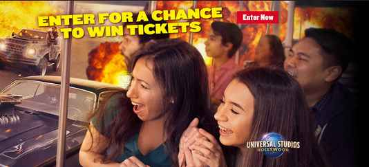 KCRA Universal Studios Hollywood Sweepstakes Contest