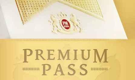 Marlboro Premium Pass Code Entry