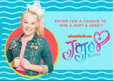 Michaels Jojo Siwa Contest Sweepstakes