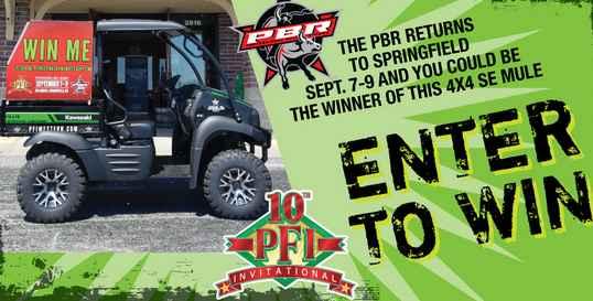 PFI Western Kawasaki Giveaway Contest