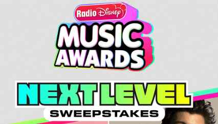 Radio Disney Music Awards Sweepstakes