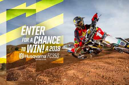 Rockstar Energy Get Out and Ride Sweepstakes