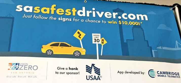 San Antonio Safest Driver Contest