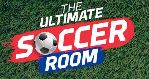 Sherwin Williams Ultimate Soccer Room Sweepstakes