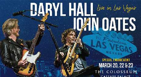 SiriusXM Hall and Oates Contest Sweepstakes