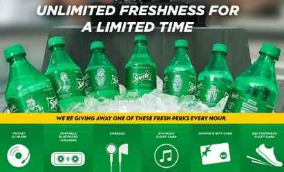 Sprite Summer Instant Win Game