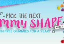 SweeTARTS Next Gummy Shape Contest
