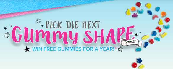 SweeTARTS Next Gummy Shape Contest