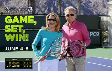 Wheel Of Fortune Greater Palm Springs Giveaway