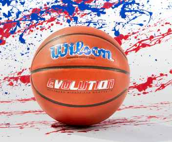 Wilson Sporting Goods Special Edition Evolution Giveaway Sweepstakes