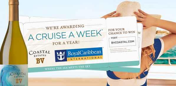 BV Coastal Estates Cruise A Week Sweepstakes