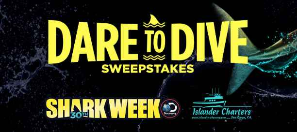 Dare to Dive Sweepstakes 2018