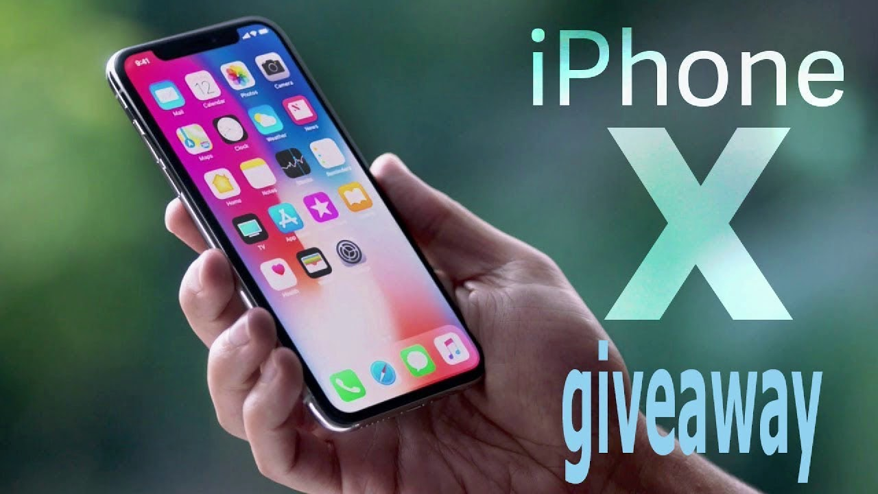 Family fizz.com Giveaway Free iPhone X