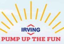 Irving Pump Up The Fun Contest