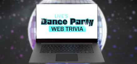 LIVE With Kelly and Ryan Dance Party Web Trivia Sweepstakes