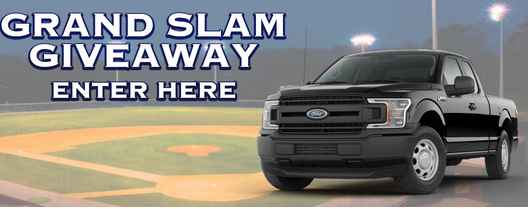 Liberty Ford Grand Slam Giveaway 2018