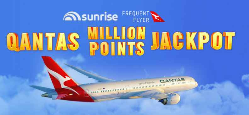 Qantas Million Points Competition