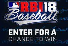 RBI Baseball 18 All-Star Xbox Sweepstakes