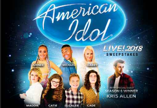 Radio Disney American Idol Live Sweepstakes