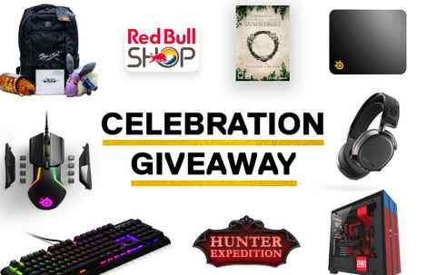 Steelseries 10 Million Mousepads Celebration Giveaway