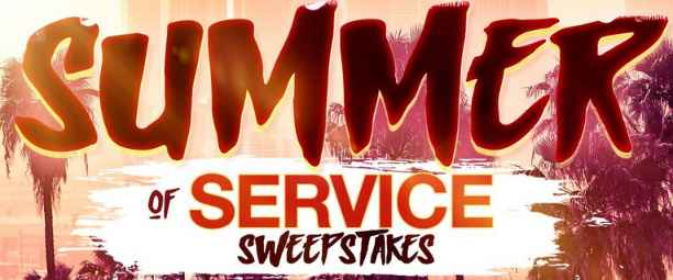 ABC Summer of Service Sweepstakes
