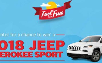 Canadian Tire Bank Fuel Your Fun Contest