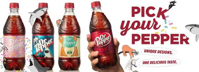 Dr Pepper T-Shirt Giveaway