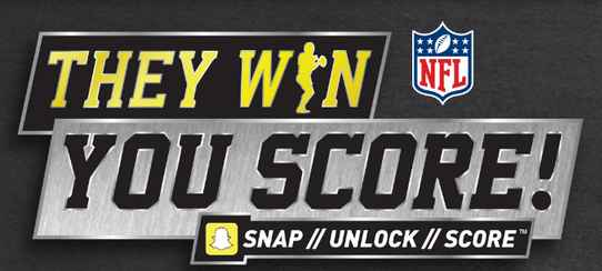 Frito Lay They Win You Score Sweepstakes